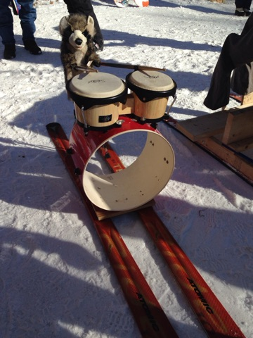 Third annual Winter Dummy Race a success