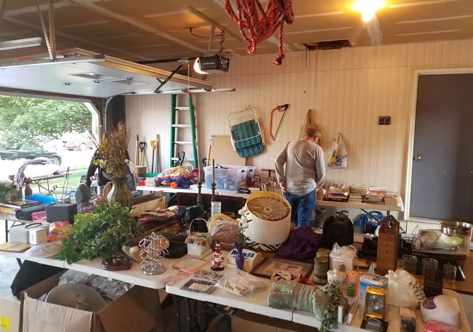 3rd Annual Garage Sale fundraiser hits new heights